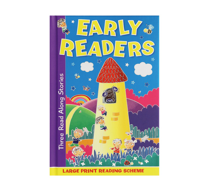 Early Reader Large Print