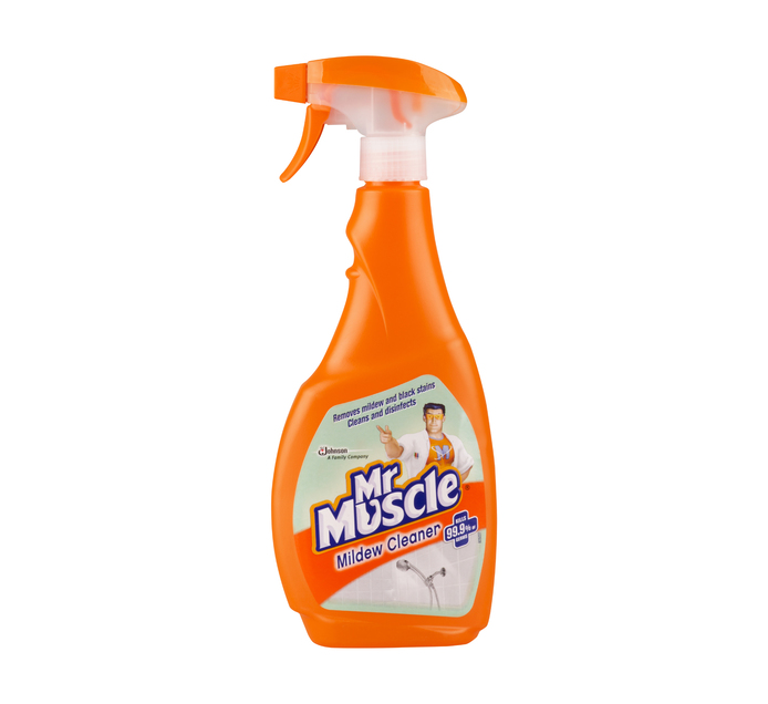 Mr Muscle Mildew Cleaner Trigger (1  x 500ml)