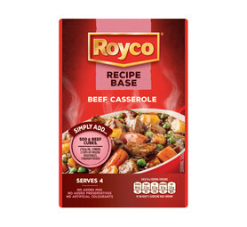 ROYCO Recipe Base Cooking Mixes Beef Casserole (1 x 200g)
