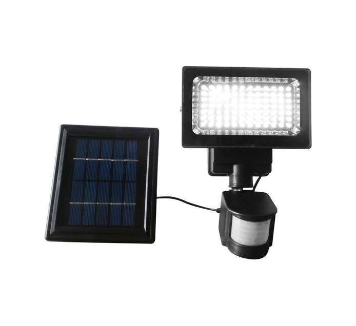 ULTRA LINK Solar Security Floodlight with Motion Sensor