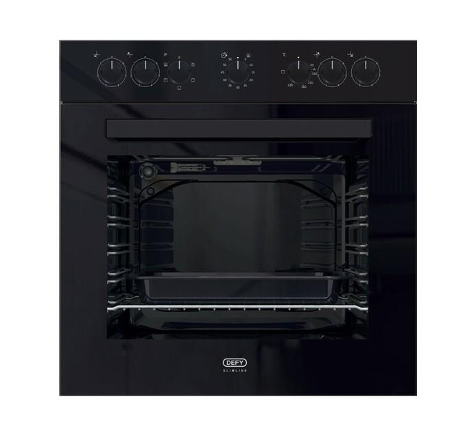 Defy 600 mm Slimline Glass Undercounter Oven