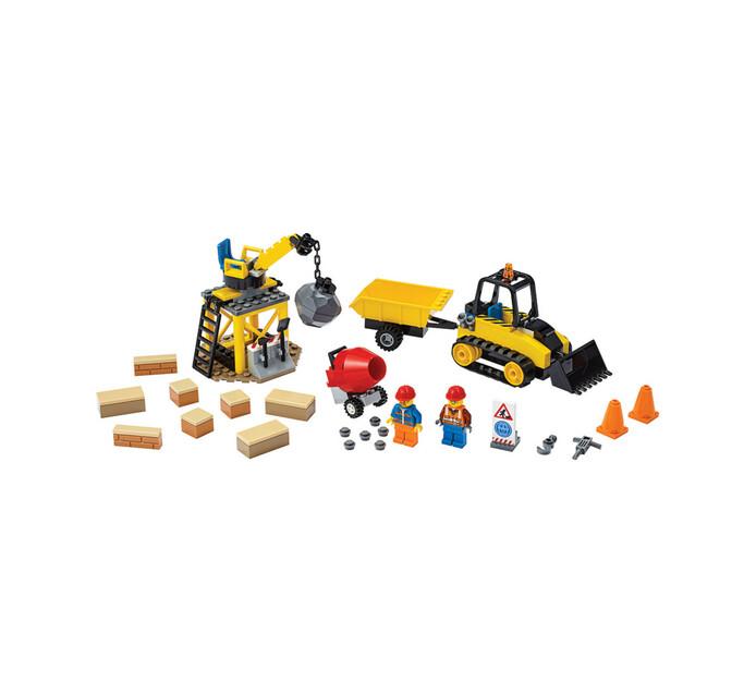 LEGO CITY GREAT VEHICLES CONSTRUCTION
