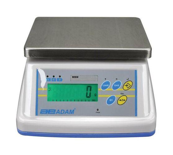 8Kg x 1g Washdown scales IP65