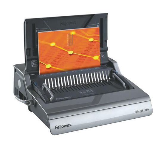 Fellowes Galaxy Electric Comb Binder