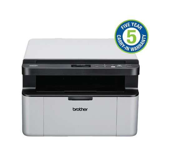 Brother DCP-1610W 3-in-1 Mono Laser Printer