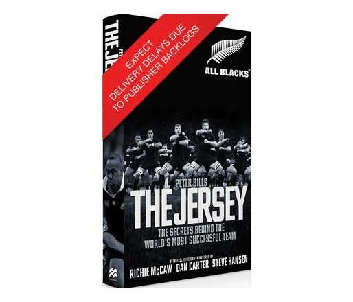 The Jersey : The All Blacks: The Secrets Behind the World's Most Successful Team