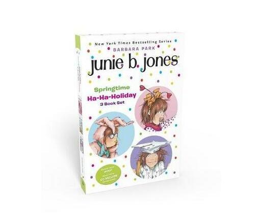 Junie B. Jones Springtime Ha-Ha-Holiday Set