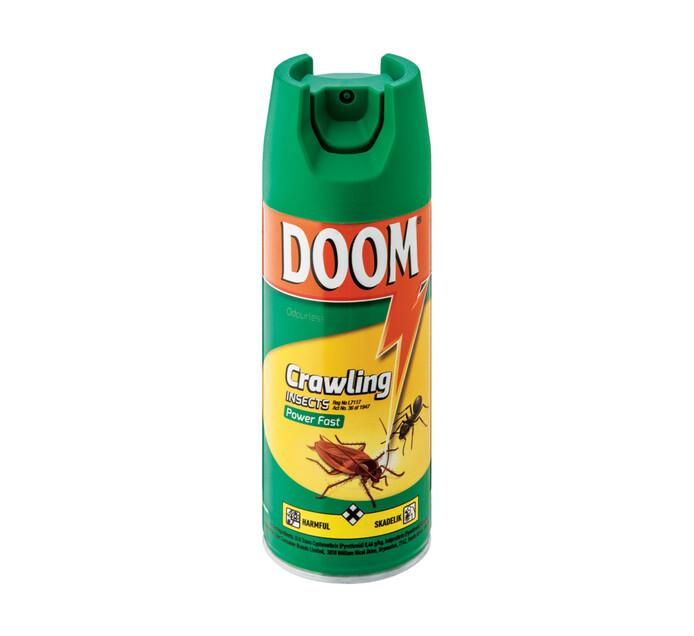 Doom Insect Spray Crawling Powerfast (1 x 300 ml)