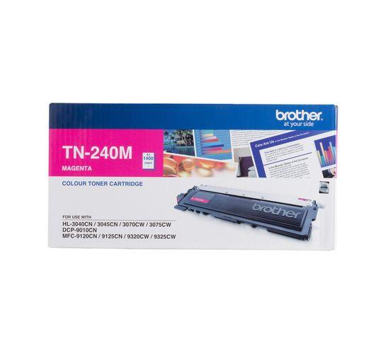 Brother TN240 Magenta Toner Cartridge