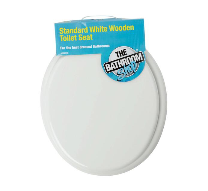 THE BATHROOM SHOP TOILET SEAT