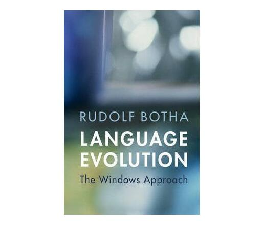 Language Evolution : The Windows Approach