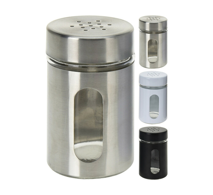 Excellent Houseware Glass Spice Shaker