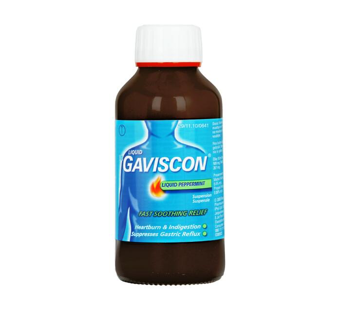 Gaviscon Liquid Peppermint (1 x 300ML)