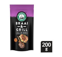Robertsons Braai Spice Refill All-in-One (200 g)
