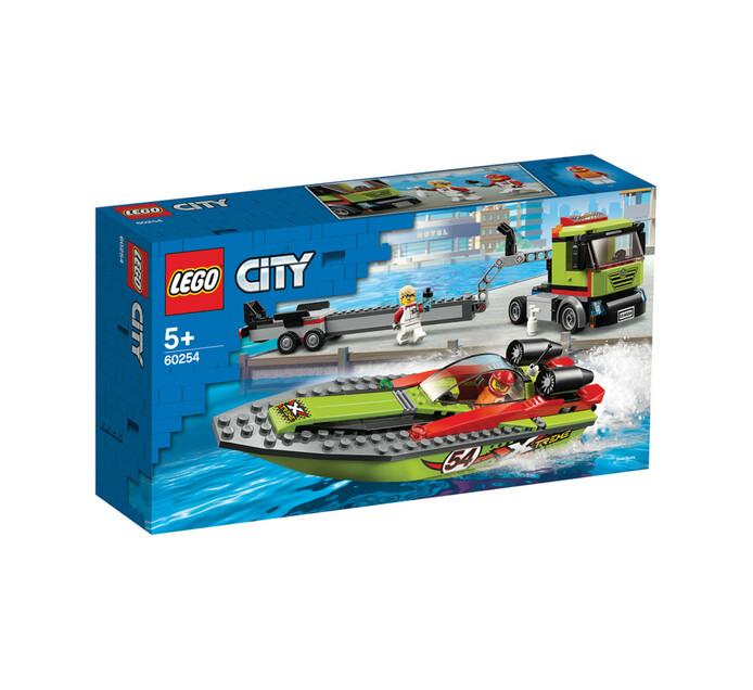 LEGO CITY GREAT VEHICLES RACE BOAT