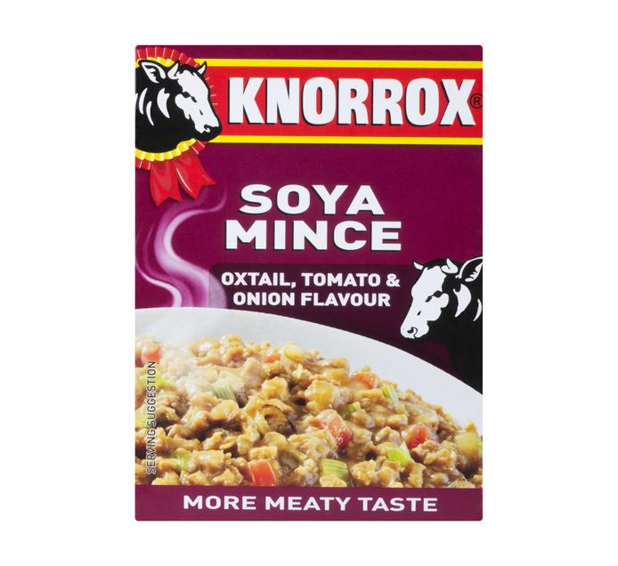 KNORROX Soya Tomato & Onion (40 x 200g)