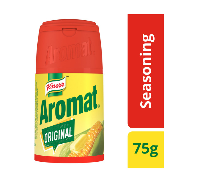 Knorr Aromat Canister Plain (10 x 75G)