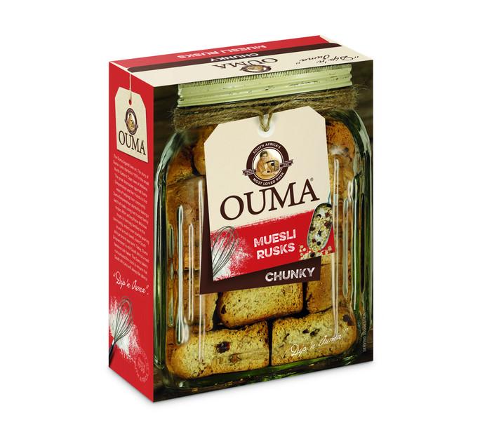 Ouma Bun Rusks Muesli (500g)