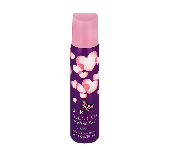 Revlon Body Spray Crush on You (1 x 90ml)