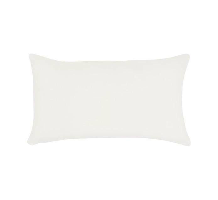 Primaries Standard Pillowcases 2-Pack Cream