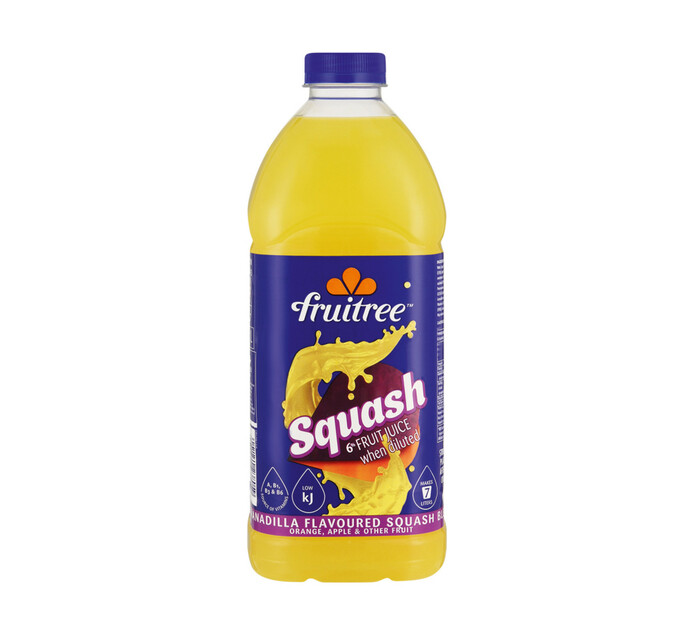 FRUITREE Squash Granadilla (6 x 1.75lt)