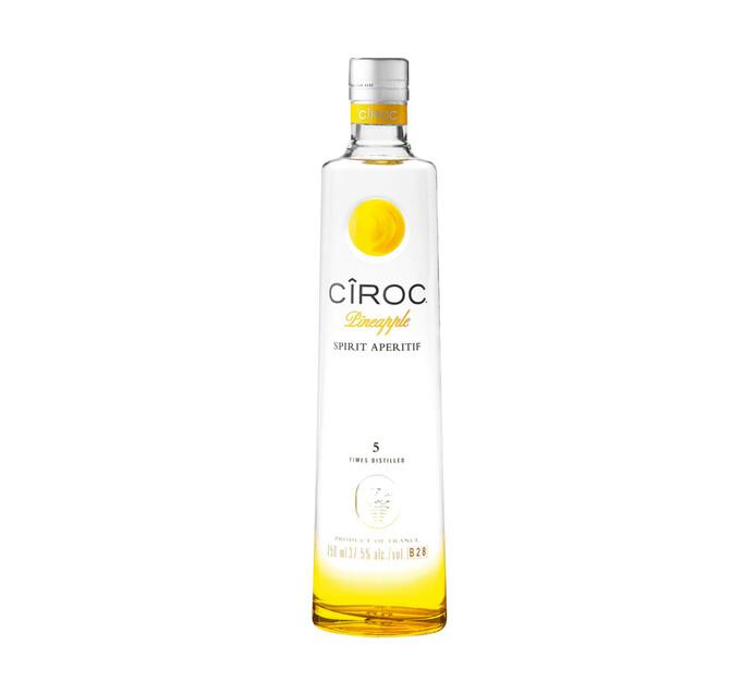 Ciroc Pineapple Imported Vodka (6 x 750 ml)