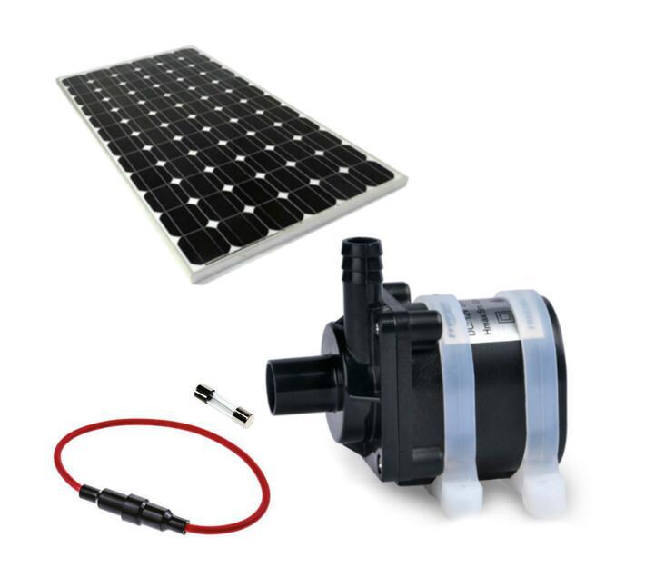 Waterhouse 5m Solar Water Pump