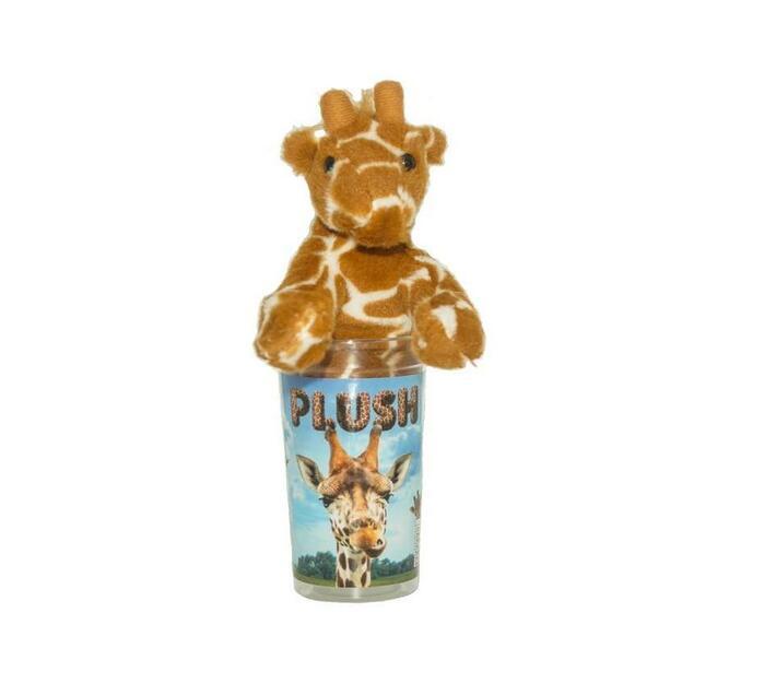Plush Giraffe - PlushTub