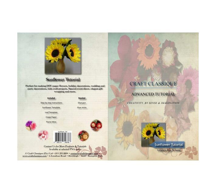 Sunflower - Tutorial