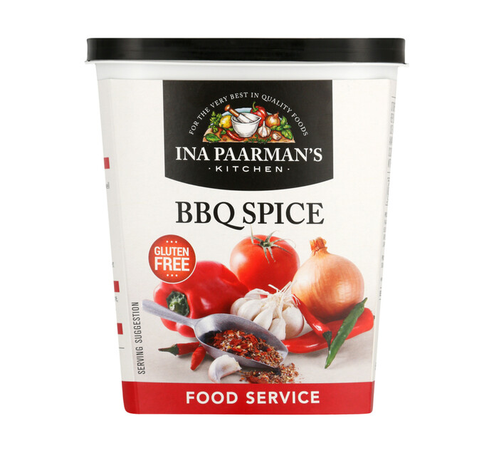 Paarman Foods Spices Barbeque (1  x 1kg)