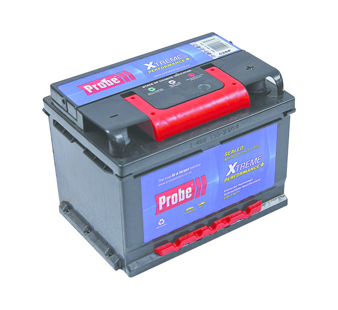 PROBE 646 Battery