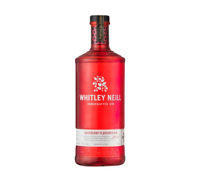 Whitley Neill Raspberry Gin (1 x 750ml)