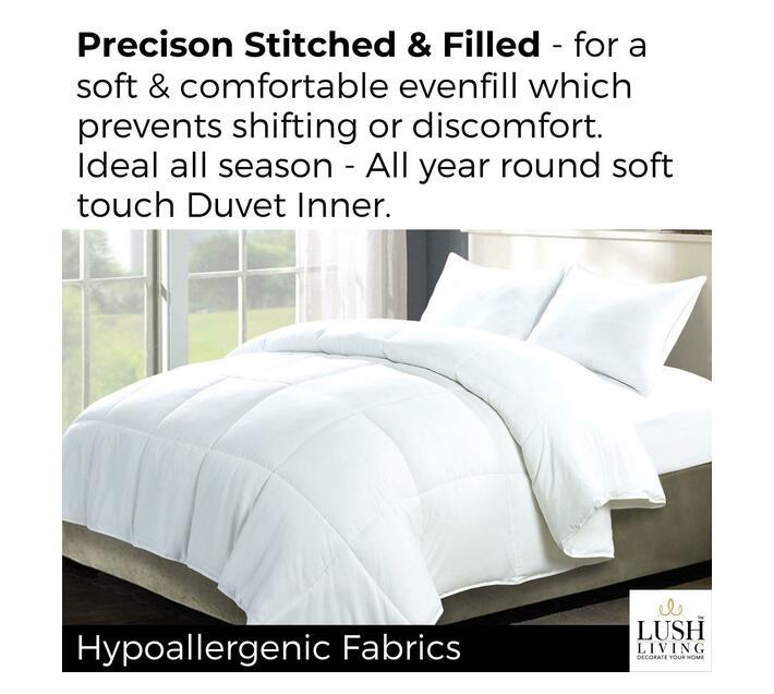 Lush Living - Duvet Inner - Sleep Solutions - Hotel Range - Double