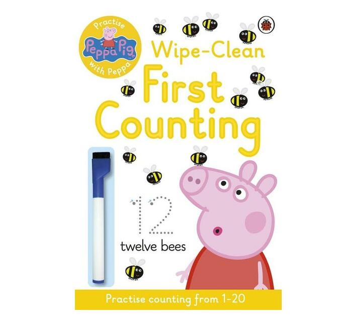 Practise Peppa: Wipe Clean Counting