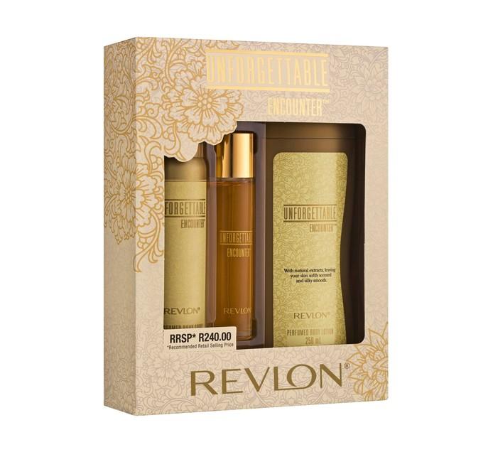 REVLON Unforgettable Gift Set (1 x 1's)
