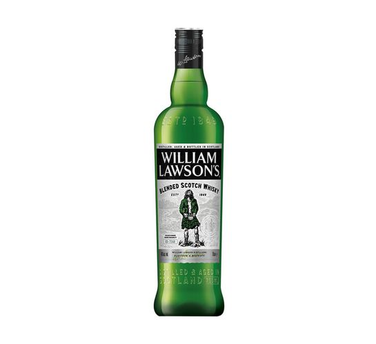 William Lawson's Blended Scotch Whisky (1 x 750ml)