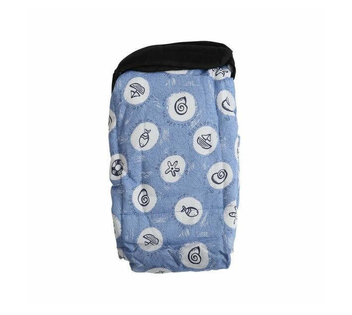 Baby Carry Pouch - Blue Beach