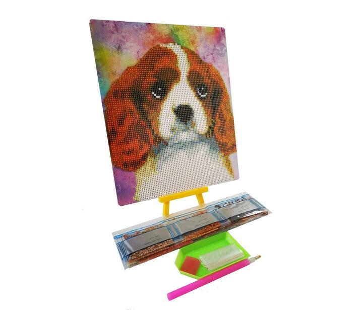 Diamond Painting - Puppy