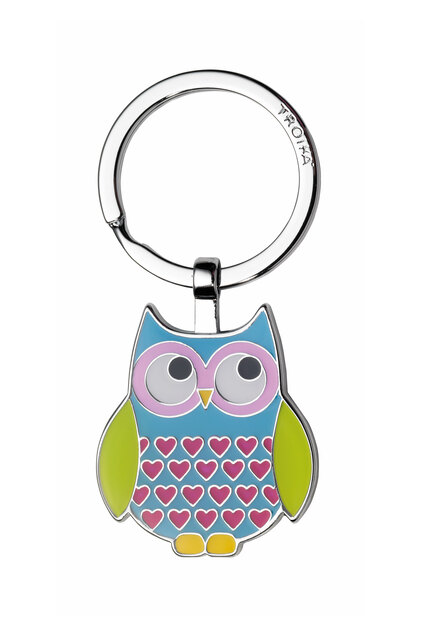 Troika Key-ring Owl Rosie