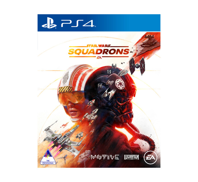 PS4 Star Wars : Squadrons