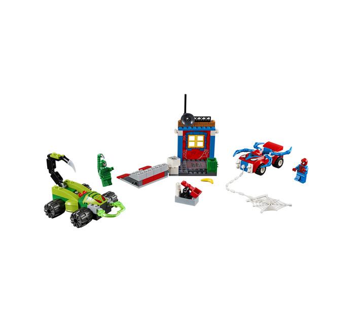 LEGO Juniors Spider-man Vs Scorpion