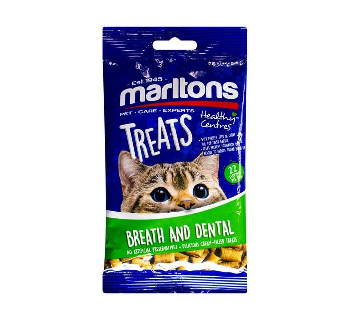 Marltons Cat Treats Dental & Breath (1 x 50g)