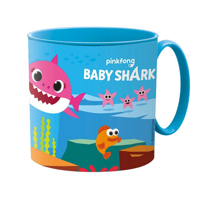 Funki Lines Baby Shark Mug Microwave
