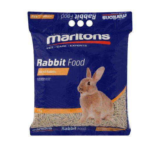 MARLTONS RABBIT PELLETS 4KG