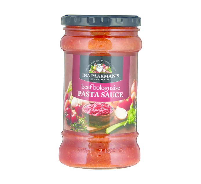 Ina Paarman Pasta Sauce Beef Bolognaise (1 x 400g)