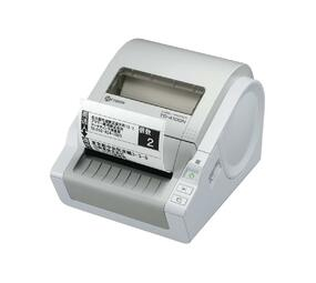 Brother TD-4100N - label printer - monochrome - direct thermal