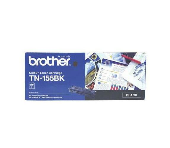 BROTHER TN-155 BLACK TONER CARTRIDGE