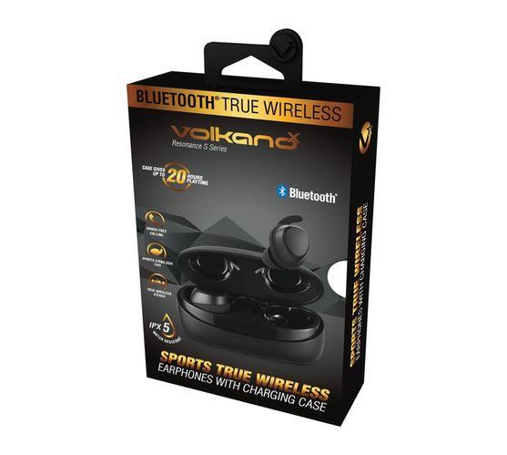 VolkanoX Resonance S Series Sports True Wireless Earphones with Charging Case