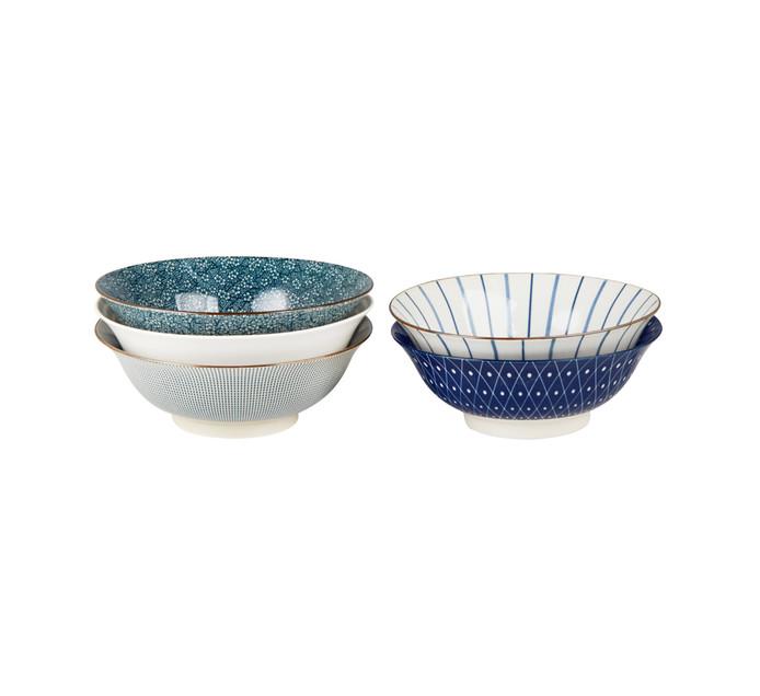20 cm Moroccan Pattern Bowl
