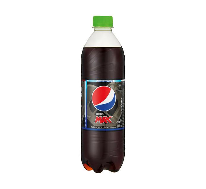 Pepsi Pepsi Cola Bottle Max (1 x 600ml)